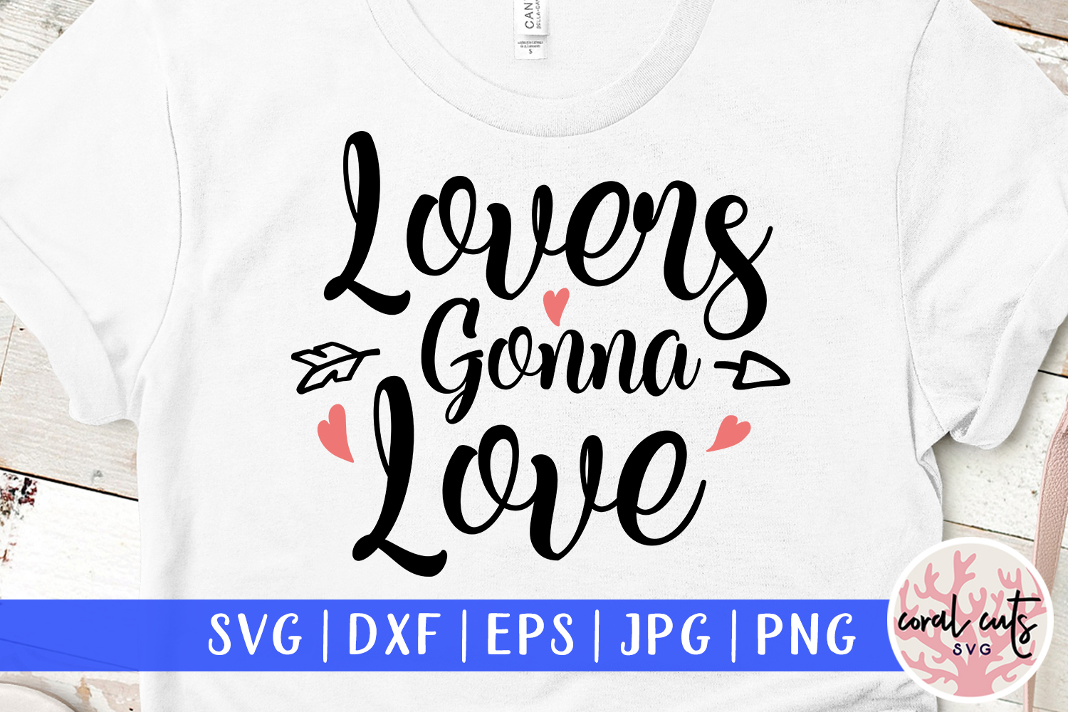 Download Free Lovers Gonna Love Graphic By Coralcutssvg Creative Fabrica for Cricut Explore, Silhouette and other cutting machines.