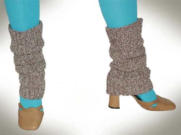 Over the Shoe Leg Warmers Graphic Download