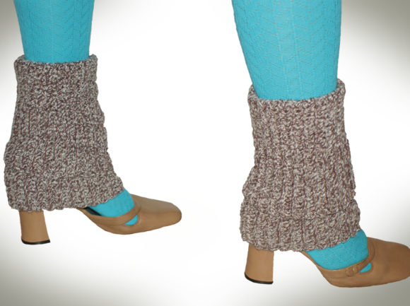 Over the Shoe Leg Warmers Graphic Item