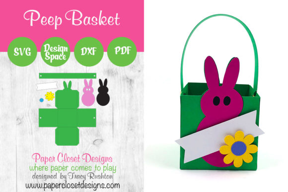 Download Free Peep Basket Grafico Por Rushton Tracy Creative Fabrica for Cricut Explore, Silhouette and other cutting machines.