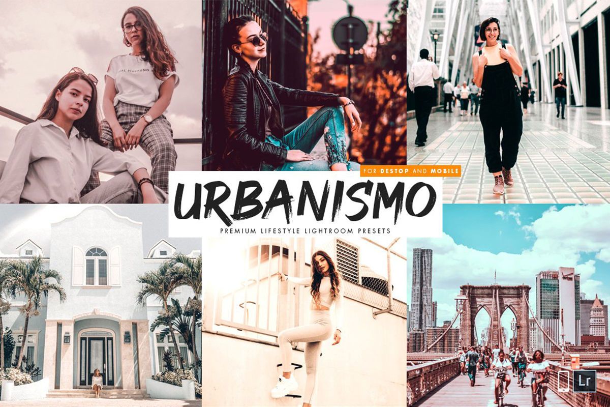 Download Free Urbanismo Lightroom Presets Pack Graphic By Pixelhivepro for Cricut Explore, Silhouette and other cutting machines.