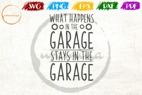 Download What Happens in the Garage Stays