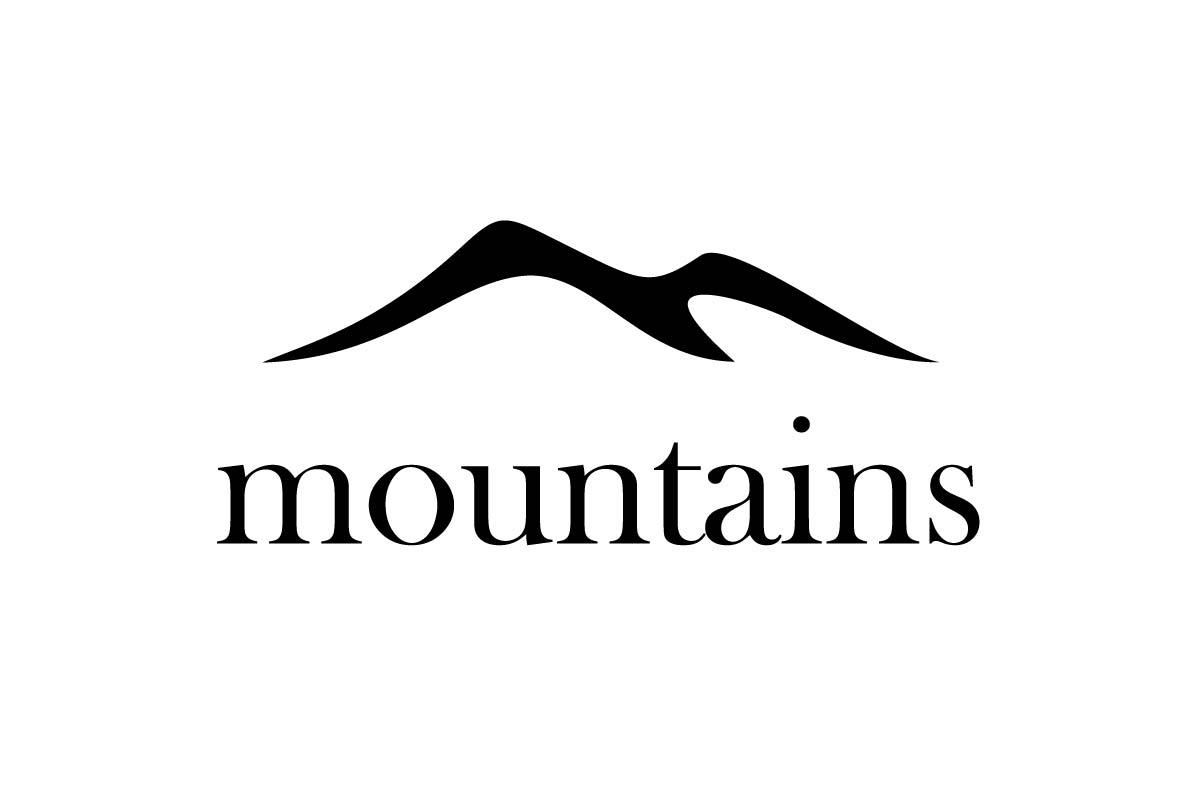Download Free Mountains Landscape Logo Design Graphic By Artpray Creative for Cricut Explore, Silhouette and other cutting machines.