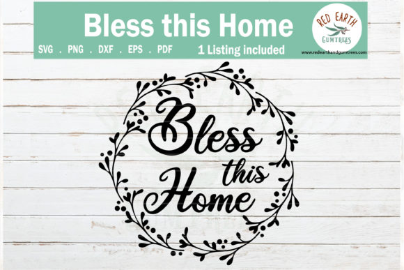 Bless This Home Sign Making   Graphic Crafts By redearth and gumtrees