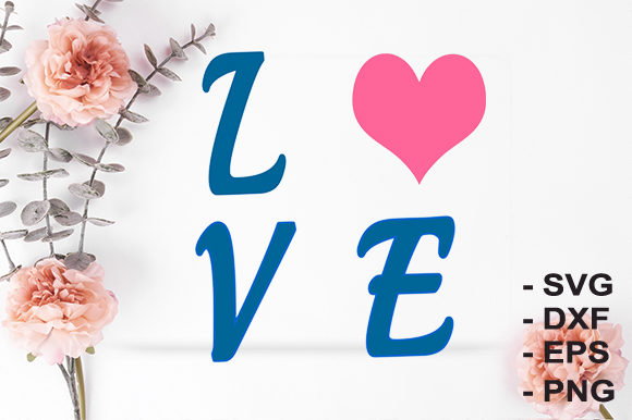 Download Free I Love You Graphic By Creativesya Creative Fabrica for Cricut Explore, Silhouette and other cutting machines.