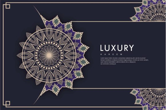 Download Free Mandala Background Graphic By Edywiyonopp Creative Fabrica for Cricut Explore, Silhouette and other cutting machines.