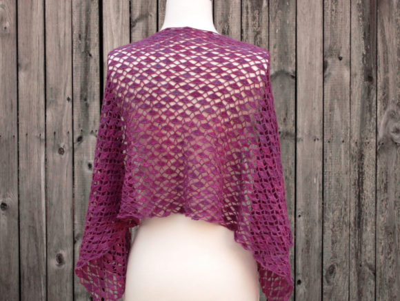 Portola Shawl Crochet Pattern Graphic Crochet Patterns By Knit and Crochet Ever After
