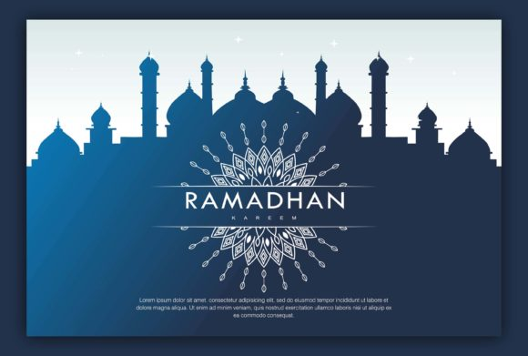 Ramadhan Background Graphic By Edywiyonopp Creative Fabrica