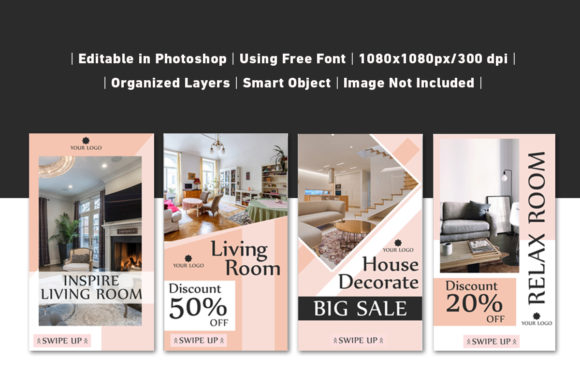 Download Free Story Social Media House Living Modern Graphic By Ant Project for Cricut Explore, Silhouette and other cutting machines.