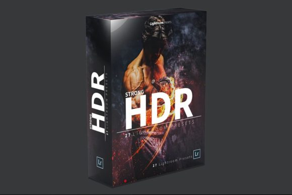 Download Free Strong Hdr Lightroom Presets Pack Graphic By Pixelhivepro for Cricut Explore, Silhouette and other cutting machines.