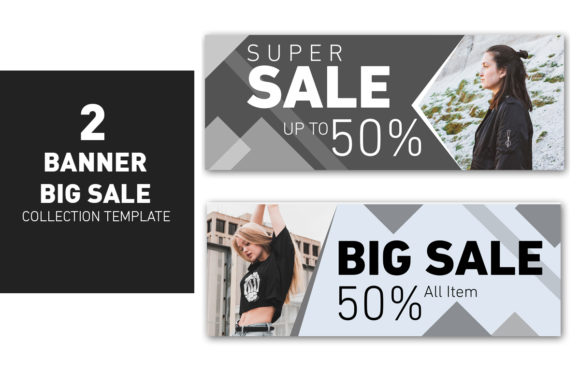 Banner Sale Modern Template Graphic Graphic Templates By ant project template