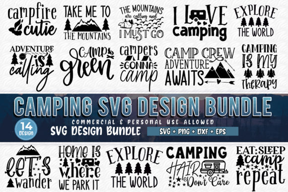 Print on Demand: 32 Bundles in 510 Design Bundles Graphic Crafts By SubornaStudio - Image 7