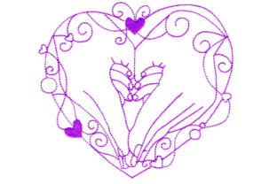 Enchanted Mother's Day Mother's Day Embroidery Design By Sookie Sews