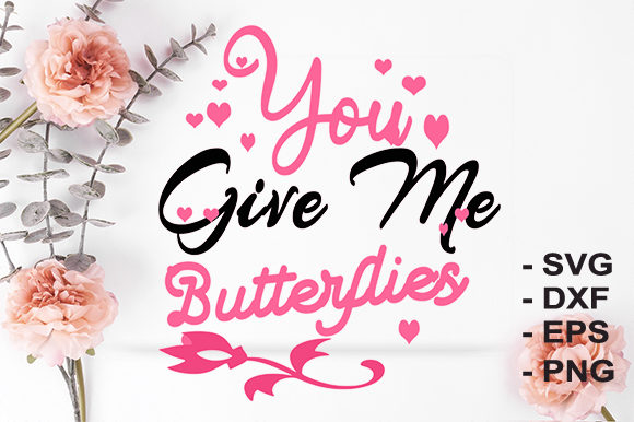 Print on Demand: Butterfly Motivations Grafik Plotterdateien von creativesya