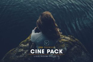 Download Free 250 Premium Cine Lightroom Presets Graphic By Pixelhivepro for Cricut Explore, Silhouette and other cutting machines.