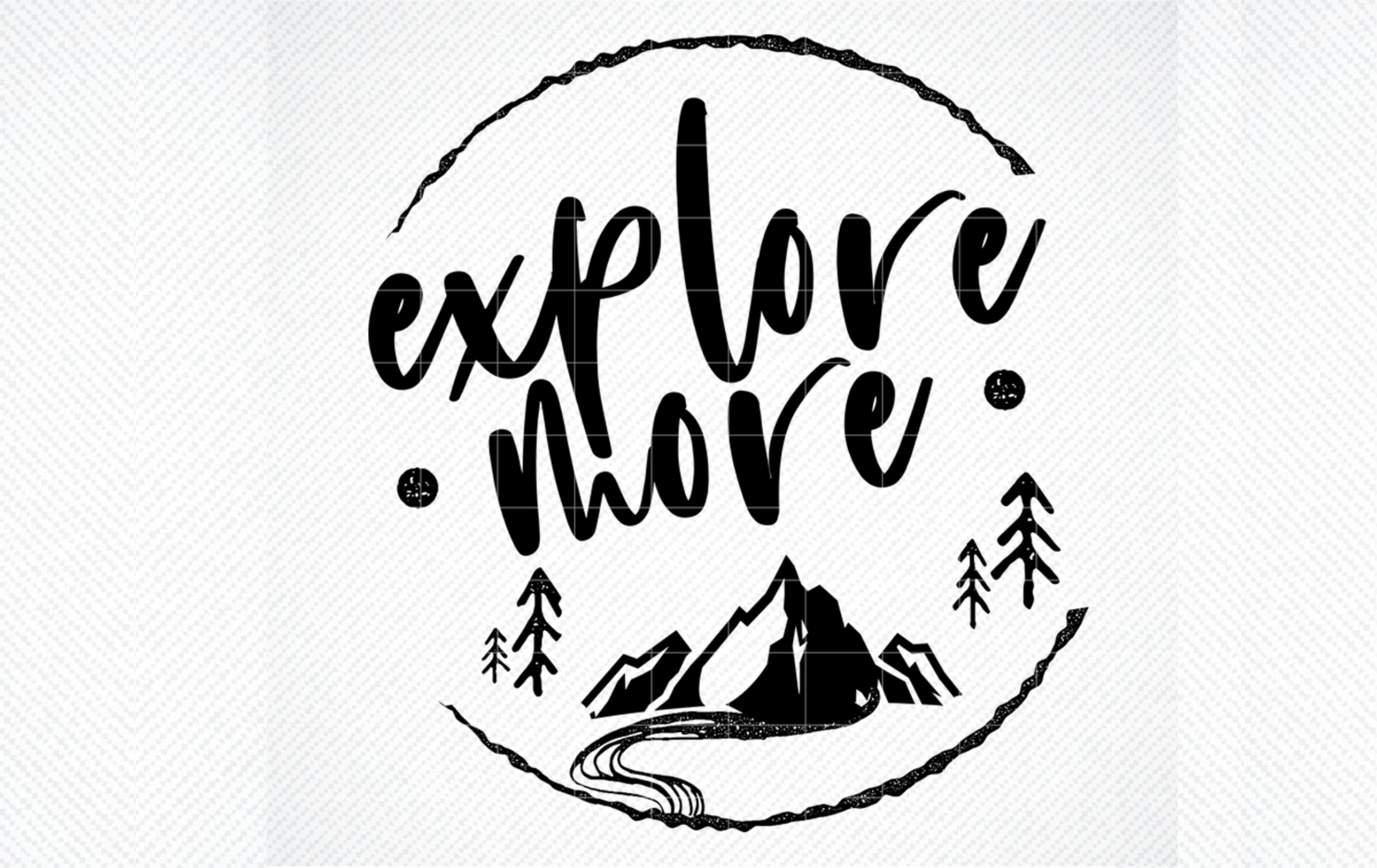 Download Free Explore More Explore Explorer Graphic By Svg Den Creative for Cricut Explore, Silhouette and other cutting machines.