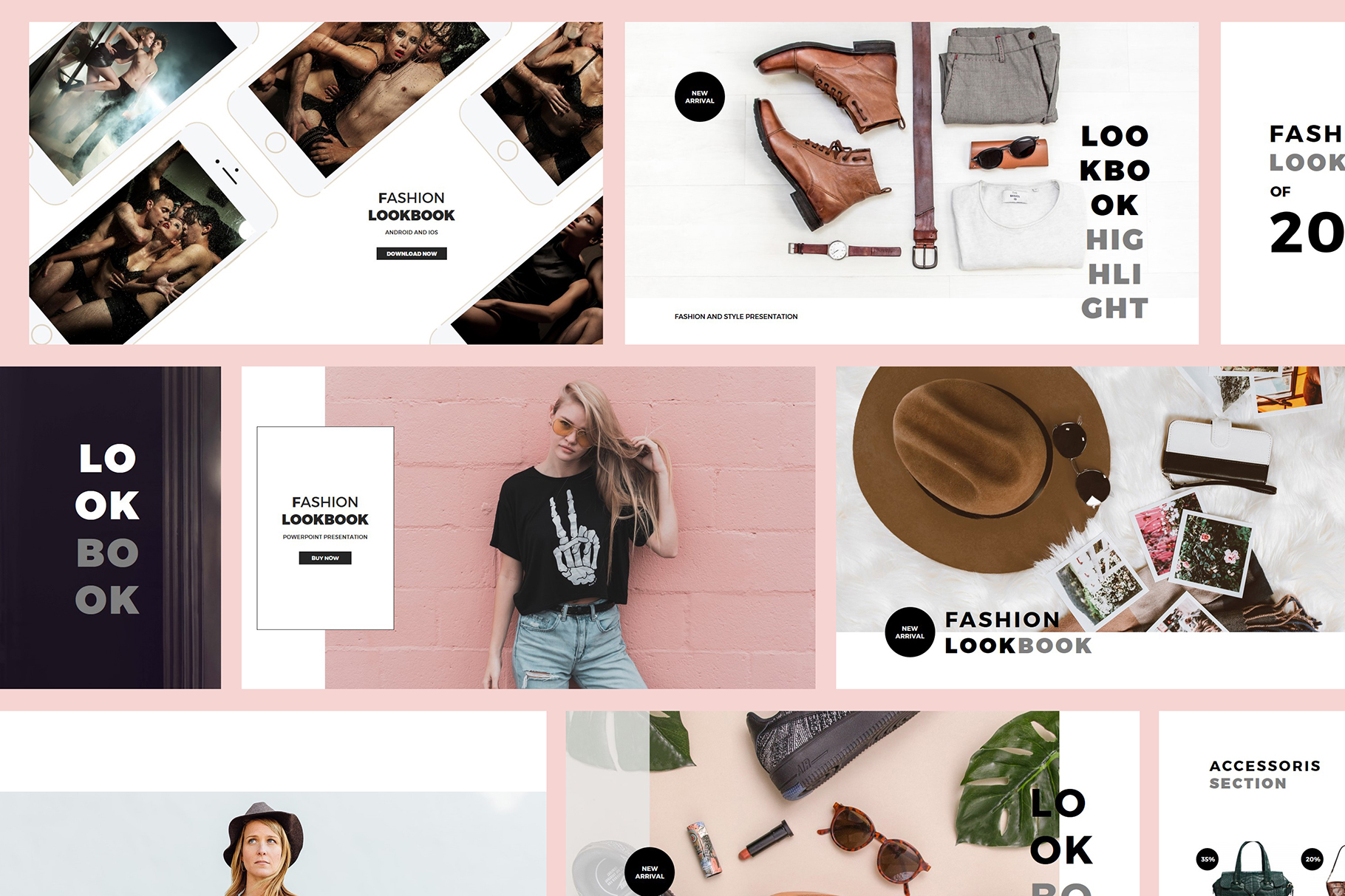 Download Free Fashion Lookbook Keynote Template Grafico Por Giant Design for Cricut Explore, Silhouette and other cutting machines.