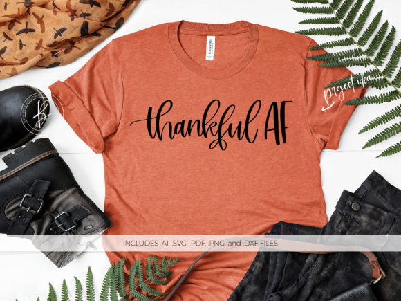 Print on Demand: Thankful Graphic Crafts By BeckMcCormick