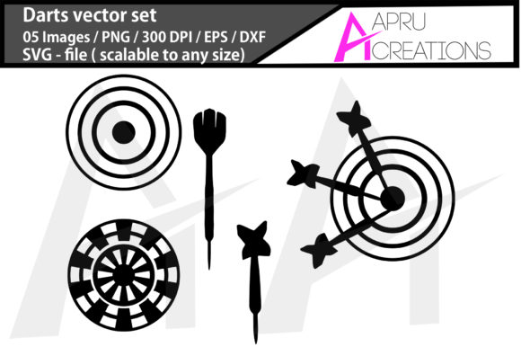 Download Free 1 Darts Cricut Designs Graphics for Cricut Explore, Silhouette and other cutting machines.