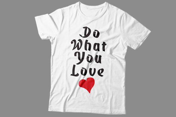 Do What You Love Graphic Crafts By Storm Brain