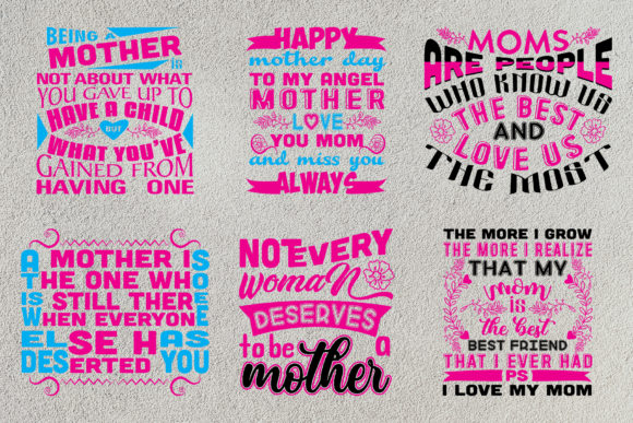 Mother Quotes Graphic By Tosca Digital Creative Fabrica