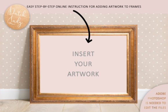 Download Free Art Frame Mockup Set 2 Grafico Por Daphnepopuliers Creative for Cricut Explore, Silhouette and other cutting machines.