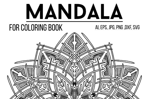Print on Demand: Mandala Graphics 65 Graphic Coloring Pages & Books By stanosh
