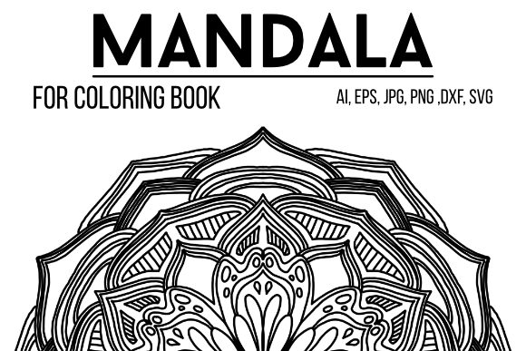 Download Free Mandala Graphics 67 Graphic By Stanosh Creative Fabrica for Cricut Explore, Silhouette and other cutting machines.
