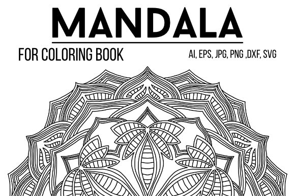 Download Free Mandala Graphics 70 Graphic By Stanosh Creative Fabrica for Cricut Explore, Silhouette and other cutting machines.