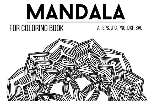 Print on Demand: Mandala Graphics 71 Gráfico Libros para colorear Por stanosh