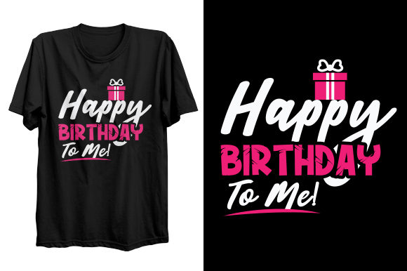 Download Free My Birthday T Shirt Design Graphic By Bsakib777 Creative Fabrica for Cricut Explore, Silhouette and other cutting machines.