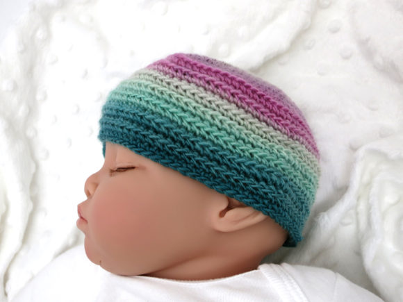 Sweet Baby Booties and Beanie Gift Set Graphic Crochet Patterns By Knit and Crochet Ever After - Image 4