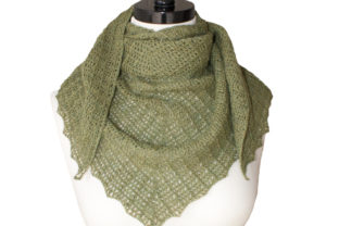 Verdant Shawl Crochet Pattern Graphic Crochet Patterns By Knit and Crochet Ever After