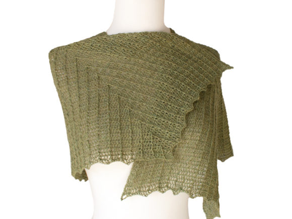 Verdant Shawl Crochet Pattern Graphic Crochet Patterns By Knit and Crochet Ever After - Image 2