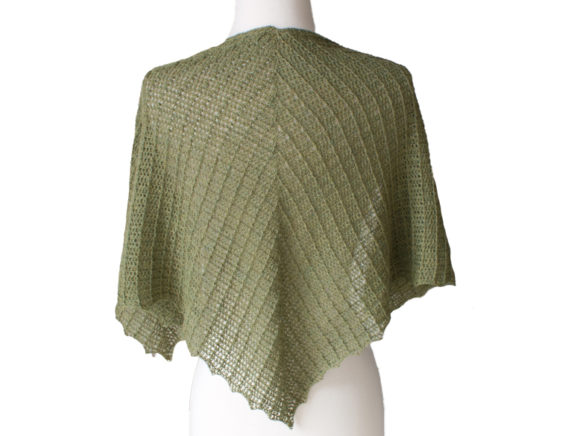 Verdant Shawl Crochet Pattern Graphic Crochet Patterns By Knit and Crochet Ever After - Image 3