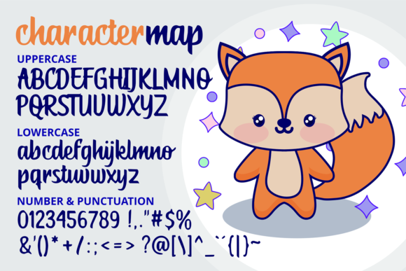 Cuby Fox Font Download