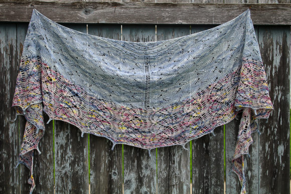 Janie Graphic Knitting Patterns By rhyFlower Knits - Image 1