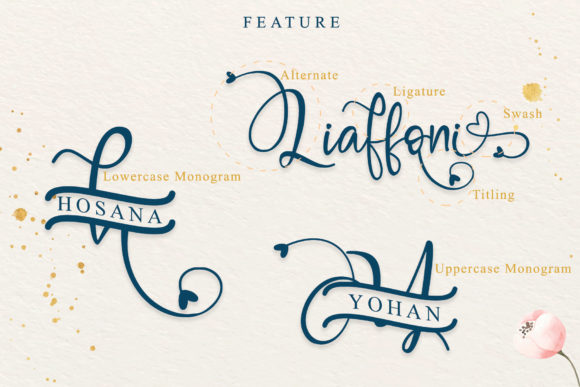 Print on Demand: Millena Script & Handwritten Font By thomasaradea - Image 2