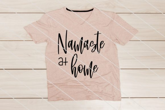 Print on Demand: Namaste at Home Graphic Crafts By Amy Anderson Designs