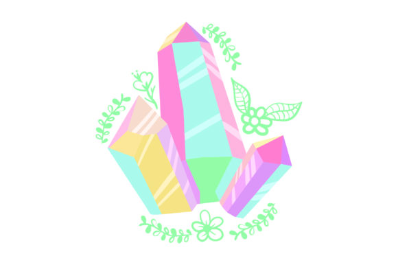 Download Free Crystals Svg Cut File By Creative Fabrica Crafts Creative Fabrica for Cricut Explore, Silhouette and other cutting machines.