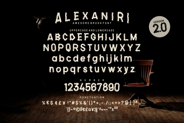 Download Free Alexaniri 2 0 Font By Cornertypestudio Creative Fabrica for Cricut Explore, Silhouette and other cutting machines.