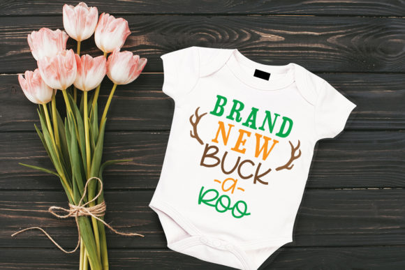 Download Free Brand New Buckaroo Graphic By Abceasyassvg Creative Fabrica for Cricut Explore, Silhouette and other cutting machines.