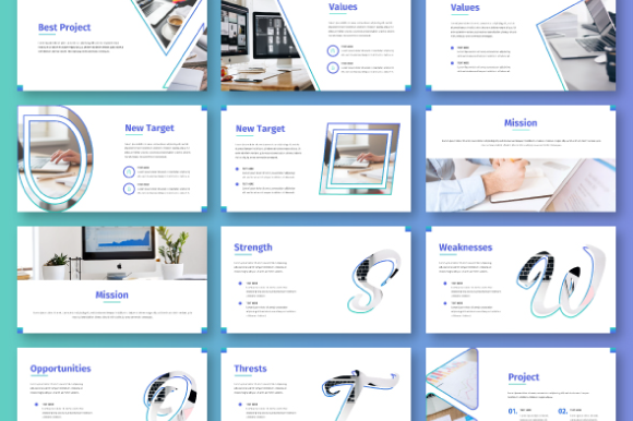Download Free Clean Business Powerpoint Template Grafico Por Inkofert for Cricut Explore, Silhouette and other cutting machines.