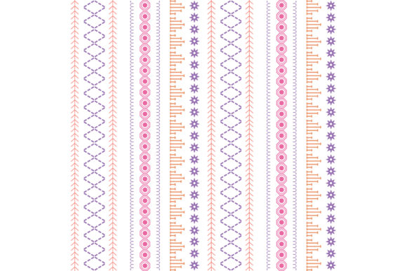 Download Free Design Embroidery Pattern Beautiful Graphic By Stockfloral for Cricut Explore, Silhouette and other cutting machines.