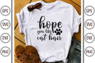 Download Free Doormat Design Hope You Like Cat Graphic By Graphicsbooth for Cricut Explore, Silhouette and other cutting machines.