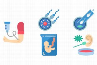 In Vitro Graphic Icons By dedekalianak06