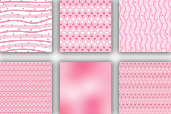Pink Candy Background Graphic Backgrounds By PinkPearly - Image 3