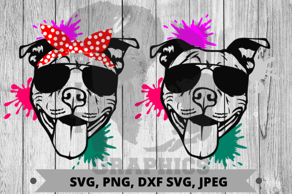Pitbull Graphic Crafts By Pit Graphics