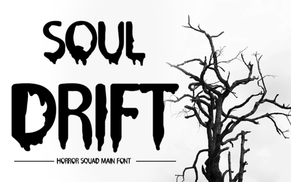 Download Free Soul Drift Font By Inermedia Studio Creative Fabrica for Cricut Explore, Silhouette and other cutting machines.