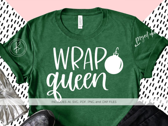 Print on Demand: Wrap Queen Graphic Crafts By BeckMcCormick